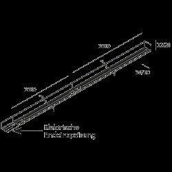 8549 MLN Schiene 1PH