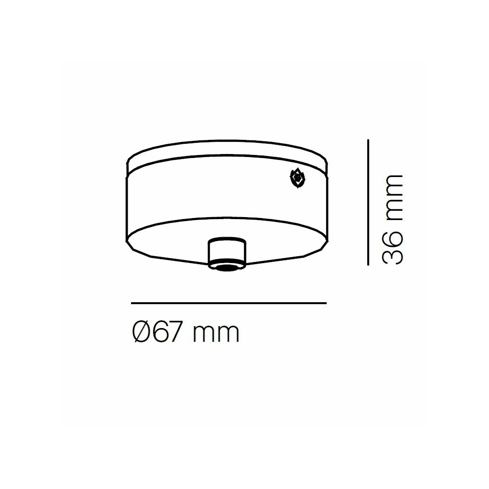 4471 MLN Dau Spot LED